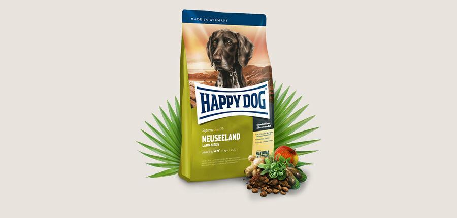 happy dog sensible neuseeland 4kg horseline. Black Bedroom Furniture Sets. Home Design Ideas
