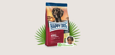 Happy Dog Sensible Afrika 4kg