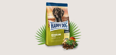 Happy Dog Sensible Neuseeland 4kg