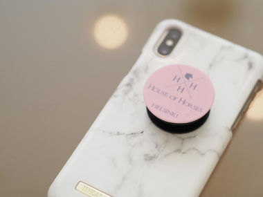 House of Horses Pop Socket