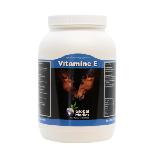 Global Medics Vitamin E