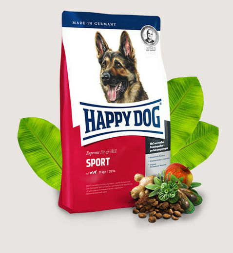 Happy Dog Adult Sport 15 kg
