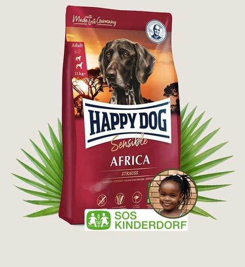 Happy Dog Afrika 12kg