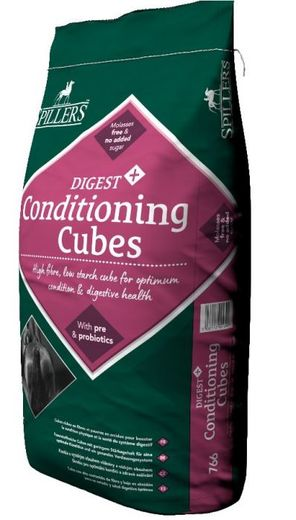 SPILLERS Digest+ Conditioning Cubes