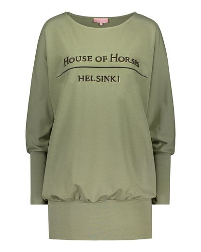 House of Horses Batwing Baby collegepaita