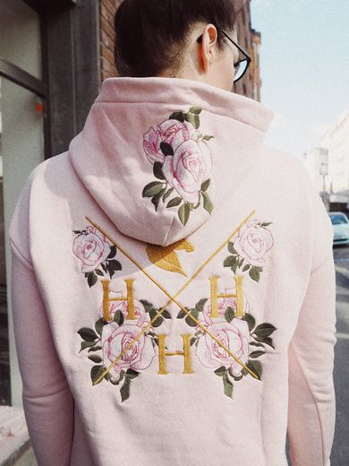 House of Horses La Vie en Rose Hoodie, huppari